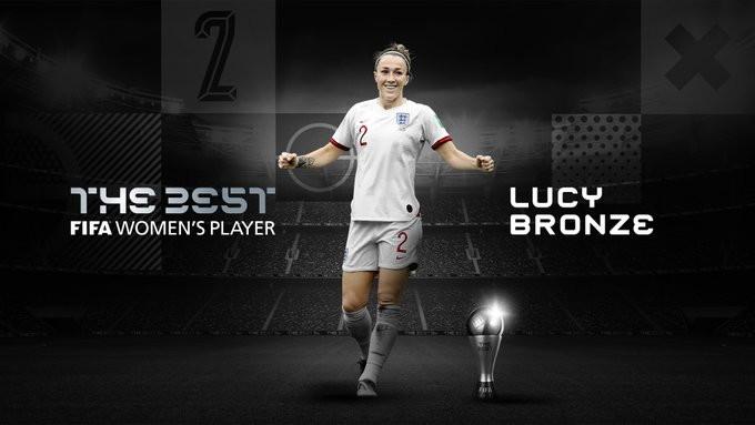 Migliore giocatrice: Bronze (Lione/Manchester City)