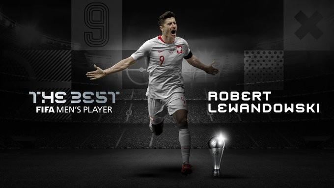 Miglior giocatore: Lewandowski (Bayern Monaco)