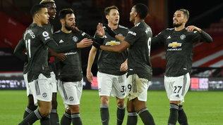United, tre punti sul campo dello Sheffield; Rashford fa doppietta