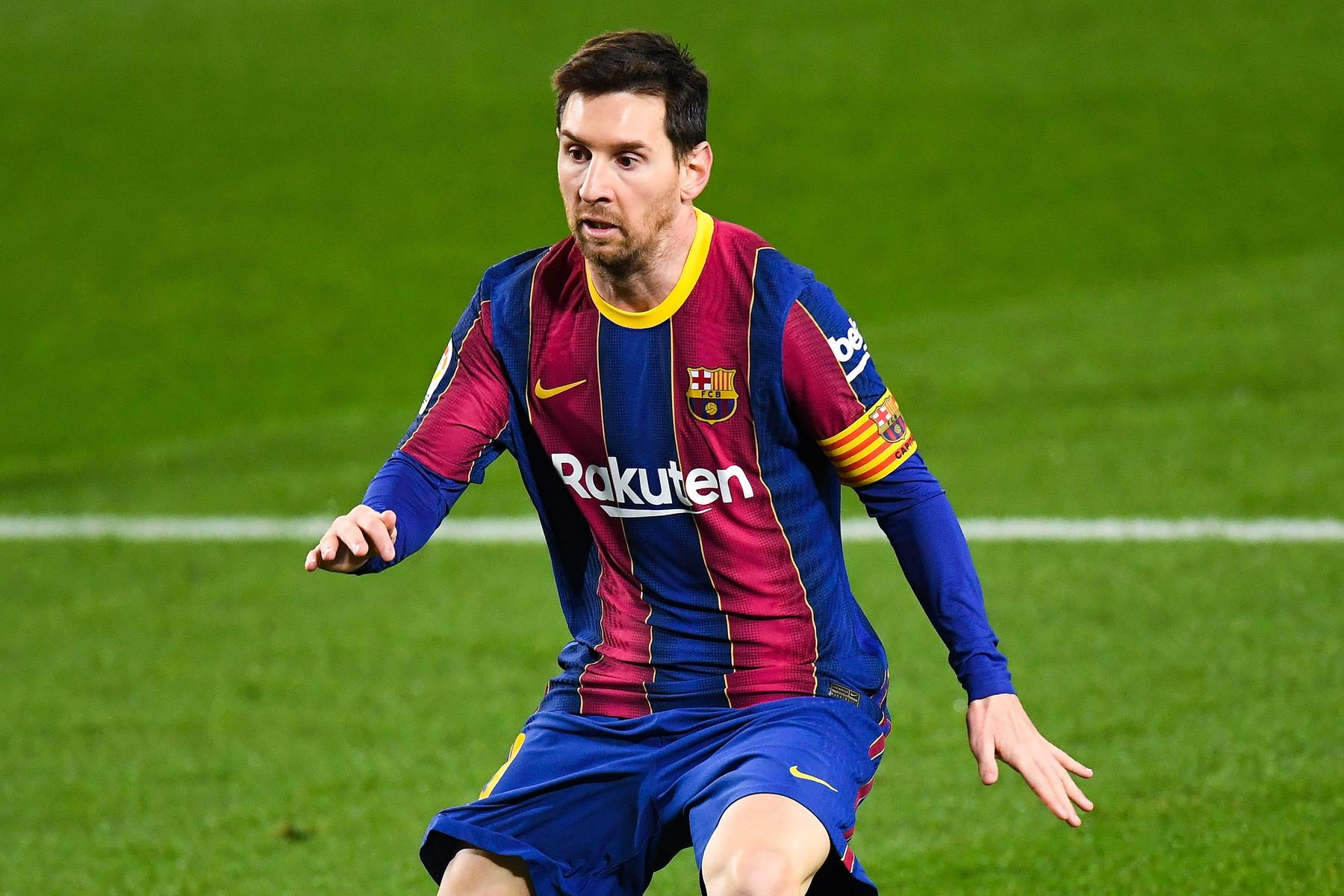 Attaccante: Messi (Barcellona)