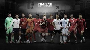 La top 11 del 2020: Liverpool, Bayern e un pizzico di Juve