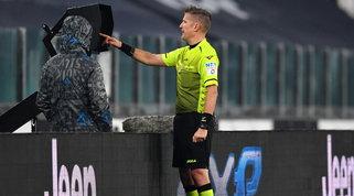 Lazio-Napoli a Orsato, per Atalanta-Roma c'è Di Bello