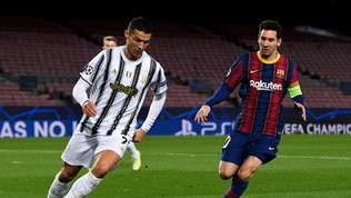 Ronaldo vota Messi, Leo snobba CR7: le curiosità dei voti