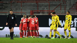 L'Union stende il Dortmund  Moukoko-record: più giovane marcatore in Bundes