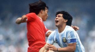Huh Jung-Moo, l'uomo che prese a calci Maradona