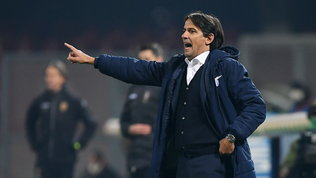 """Inzaghisuona la carica: """"Col Napoli voglio una reazione. Acerbi sta bene"""""""