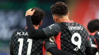 Premier League: Il Liverpool ne fa 7, il City sale al quinto posto, Arsenal (ko con l'Everton) sempre più giù