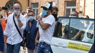 """Suarez: """"Ho firmato un pre-contratto con la Juve poi Paratici disse che saltava tutto"""""""
