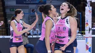 Novara conquista il derby, Casalmaggiore trionfa al tie-break