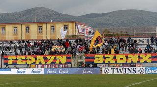 Casertana-Viterbese: positivi due calciatori che erano scesi in campo