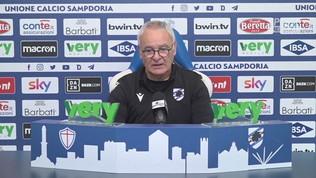 """Ranieri: """"Il Sassuolo gioca a memoria"""""""
