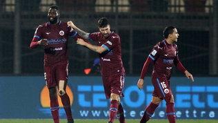 Empoli fermato dalla Reggiana, vincono Cittadella, Spal e Monza
