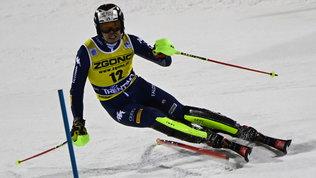 Slalom Campiglio: Vinatzersuper sul podio, vince Kristoffersen