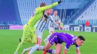 "Bergonzi: ""Mancano due rigori ai bianconeri, Borja Valero da rosso"""