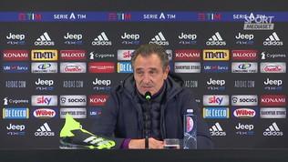 """Fiorentina, Prandelli esulta: """"Ordinati e sfacciati"""