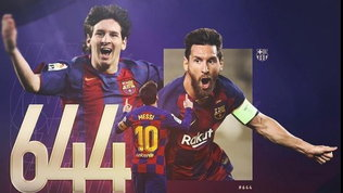 """Messi non ci crede: """"Non avrei mai pensato di battere Pelé"""""""