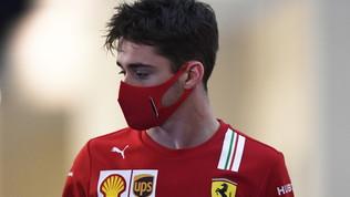 """Leclerc: """"Sono qui per far vincere la Ferrari e ci riproverò nel 2021"""""""