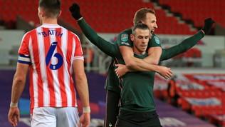 Tottenham e United volano in semifinale di Carabao Cup