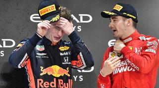 """Leclerc: """"Rivalitàcon Verstappen? Da piccoli non ci potevamo vedere"""""""