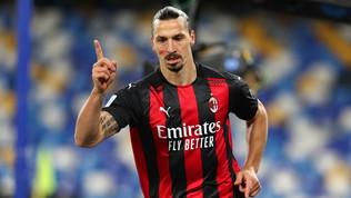 """Milan, Ibrahimovic: """"In Svezia ho 2 figli, qui 25. Campioni? Se posso restare lo farò"""