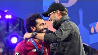"""Klopp gela tutti: """"Il rinnovo di Salah? Nulla da dire, per ora..."""""""