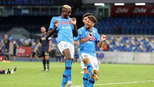 Osimhen torna in città: Gattuso spera di averlo al top per la Juventus