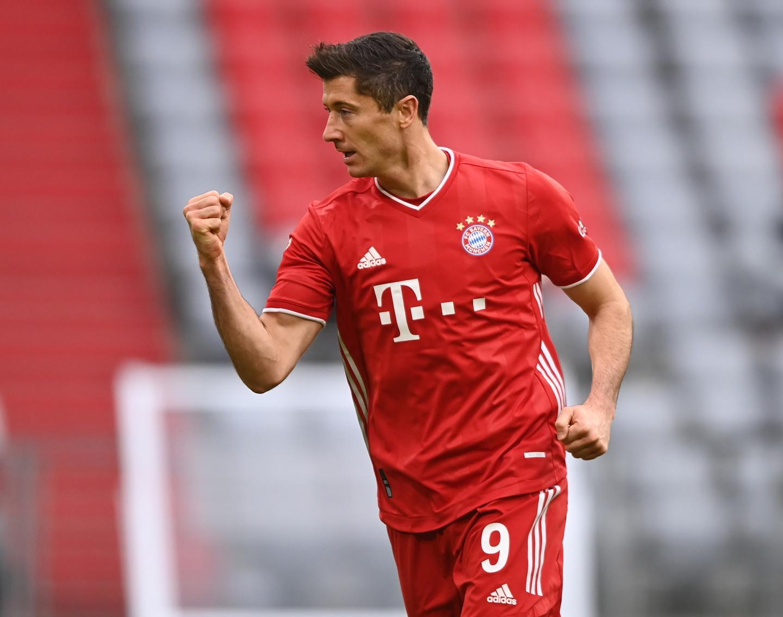 1) Robert Lewandowski 45 gol in 40 presenze