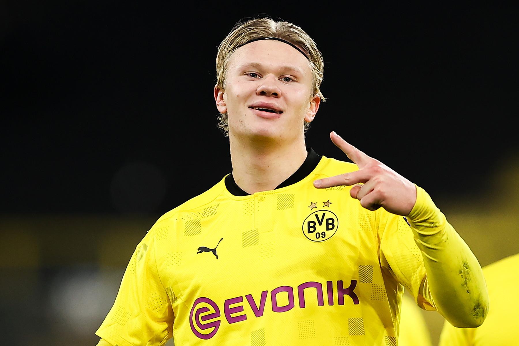5) Erling Haaland 33 gol in 32 presenze