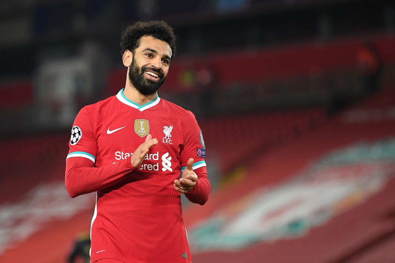 8) Mohamed Salah 26 gol in 45 presenze