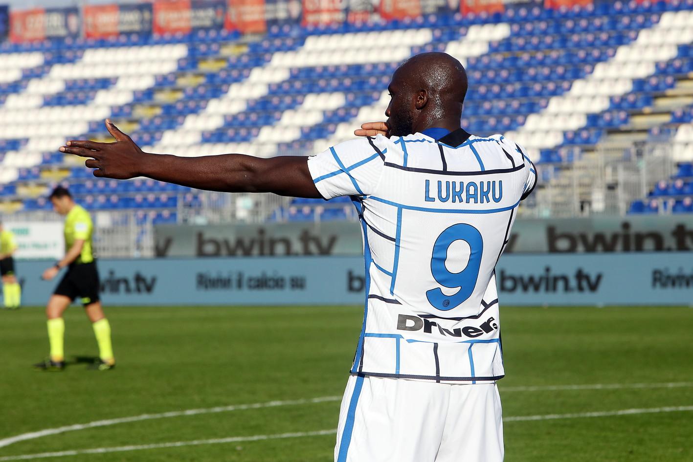 3) Romelu Lukaku 35 gol in 47 presenze