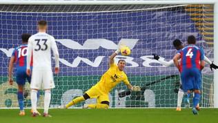 Barnes salva il Leicester: pari colCrystal Palace | Pari tra Chelsea e Aston Villa