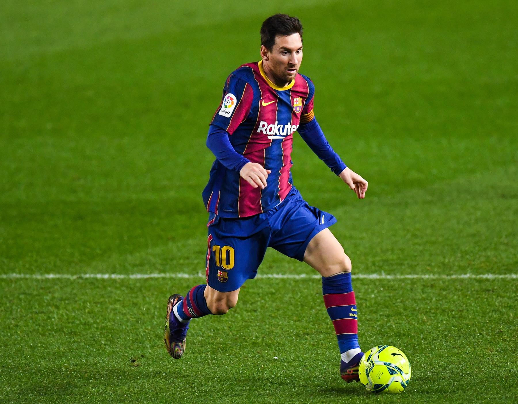 9) Lionel Messi 26 gol in 44 presenze