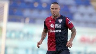 """Nainggolantorna al Cagliari: """"Contento. Rimpianti all'Inter? No possibilità"""""""