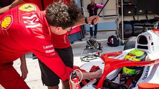 """Binotto: """"Per Schumi jr sarà dura all'inizio. Ma se vuole la Ferrari..."""""""