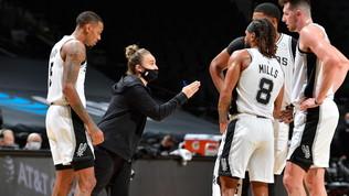 NBA, si scrive la storia: Becky Hammon è prima donna coach
