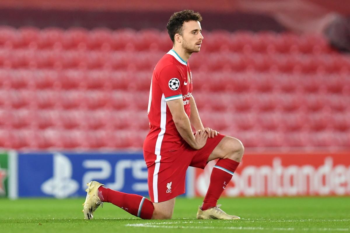 Attaccante:Diogo Jota, 24 anni (Liverpool)