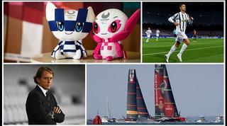 Un 2021 ricchissimo di sport: Olimpiadi ed Europei di calcio ma non solo