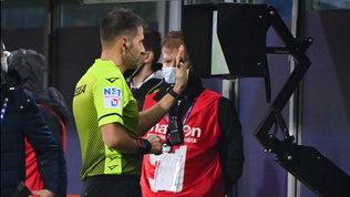 Pasqua arbitra Benevento-Milan, Inter-Crotone ad Aureliano