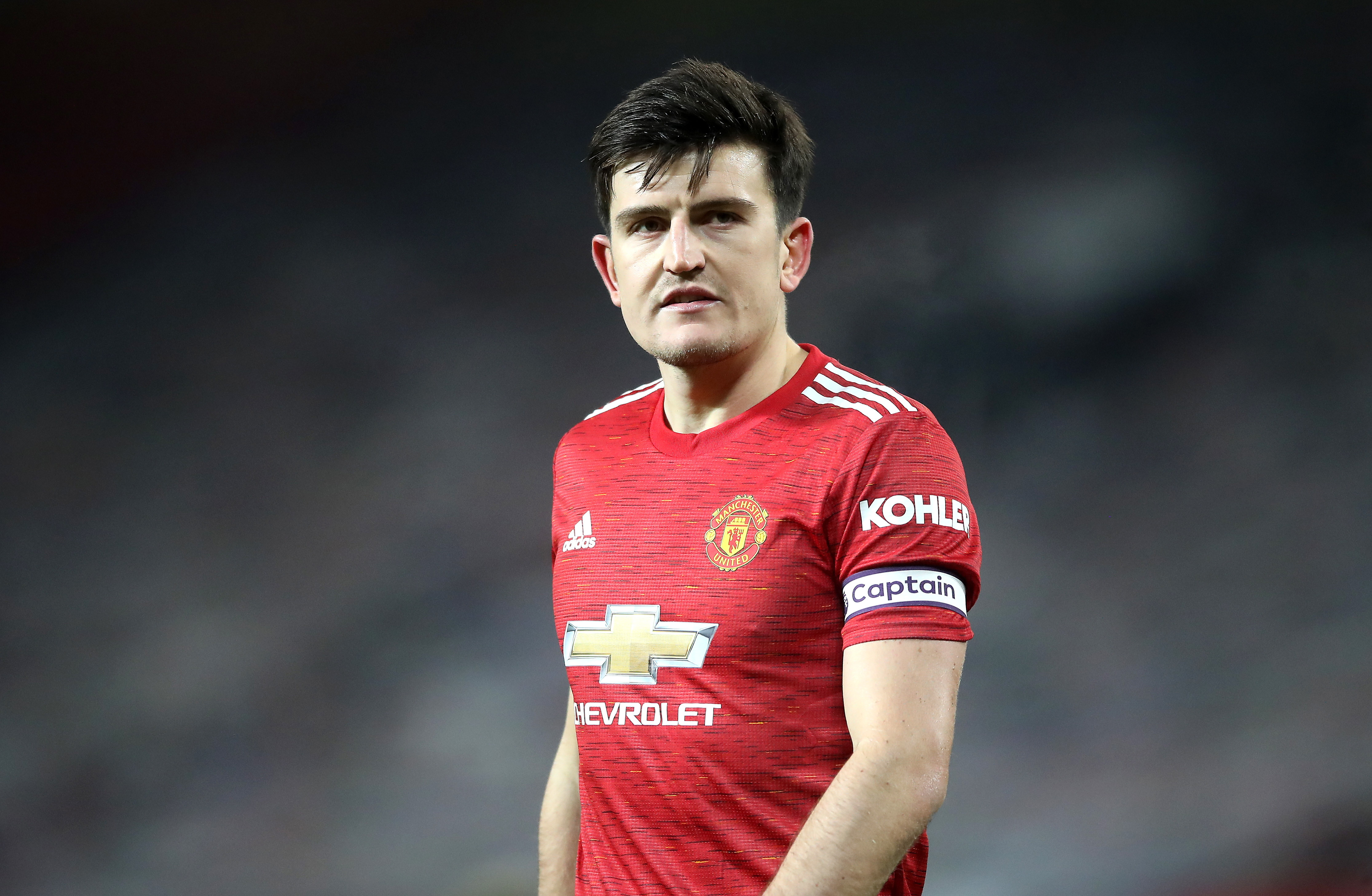 1) Maguire - Manchester United: 4745'