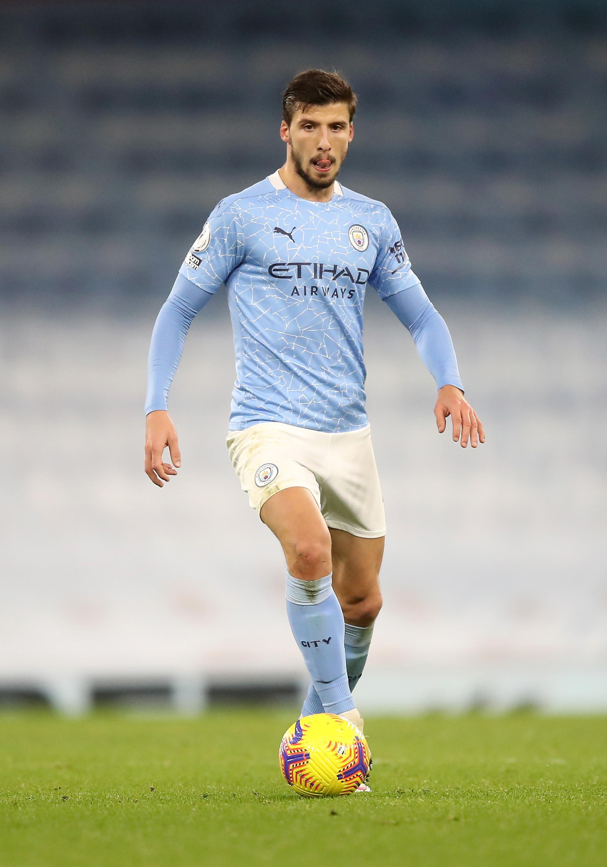 4) Dias - Manchester City: 4344'