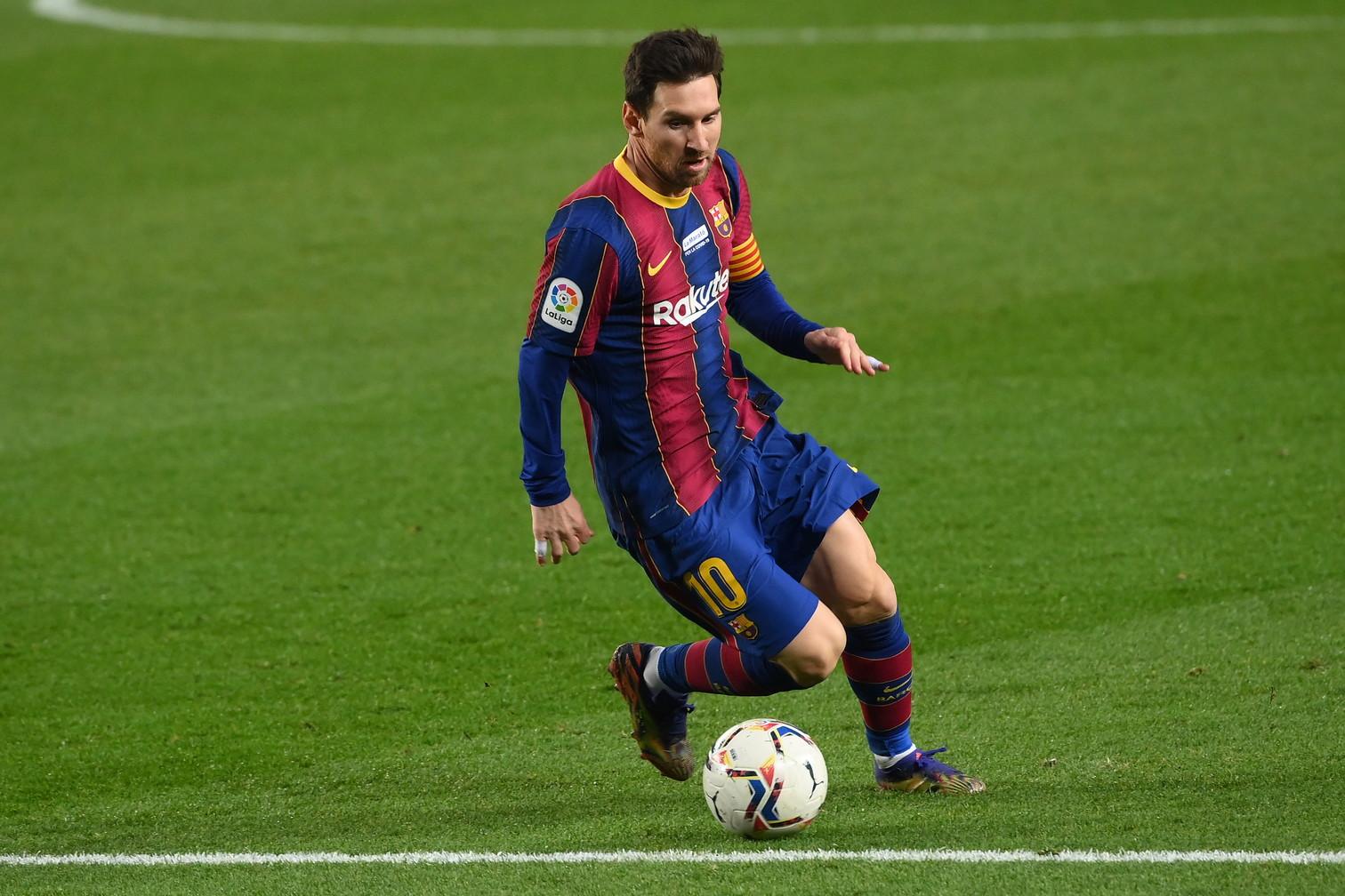 5) Messi - Barcellona: 4293'