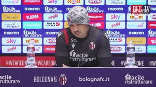 """Mihajlovic: """"È un Bologna di carattere, che non molla mai"""""""