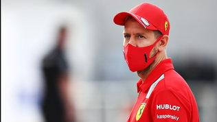 """Vettel: """"Sono migliore di prima, voglio scrivere la storia dell'Aston Martin"""""""