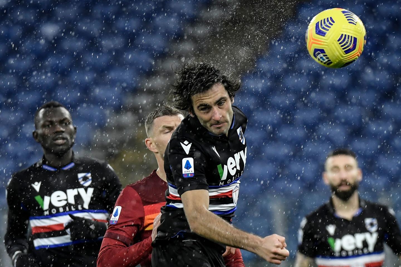 Sfida sotto il diluvio all&#39;Olimpico: decide un gol di Dzeko.<br /><br />