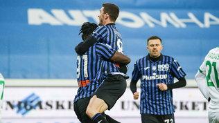 Atalanta, spettacolo e cinque gol: demolito il Sassuolo
