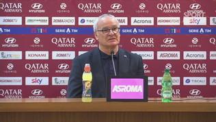 "Ranieri: ""Battuti dal genio di Dzeko"""