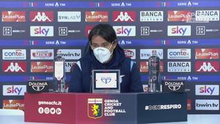 """Inzaghi: """"Sono deluso"""""""