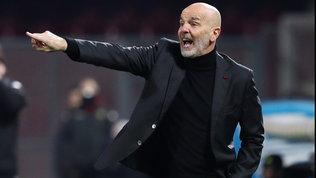 """Pioli esulta: """"Un'altra vittoria importante. E adesso la Juve..."""""""
