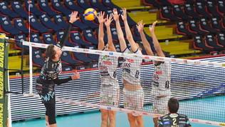 Trento batte Perugia e continua a volare, Lubee Vibo senza problemi
