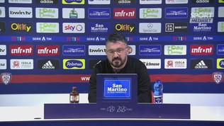 """Gattuso: """"Osimhen ora deve bollire nel suo brodo"""""""
